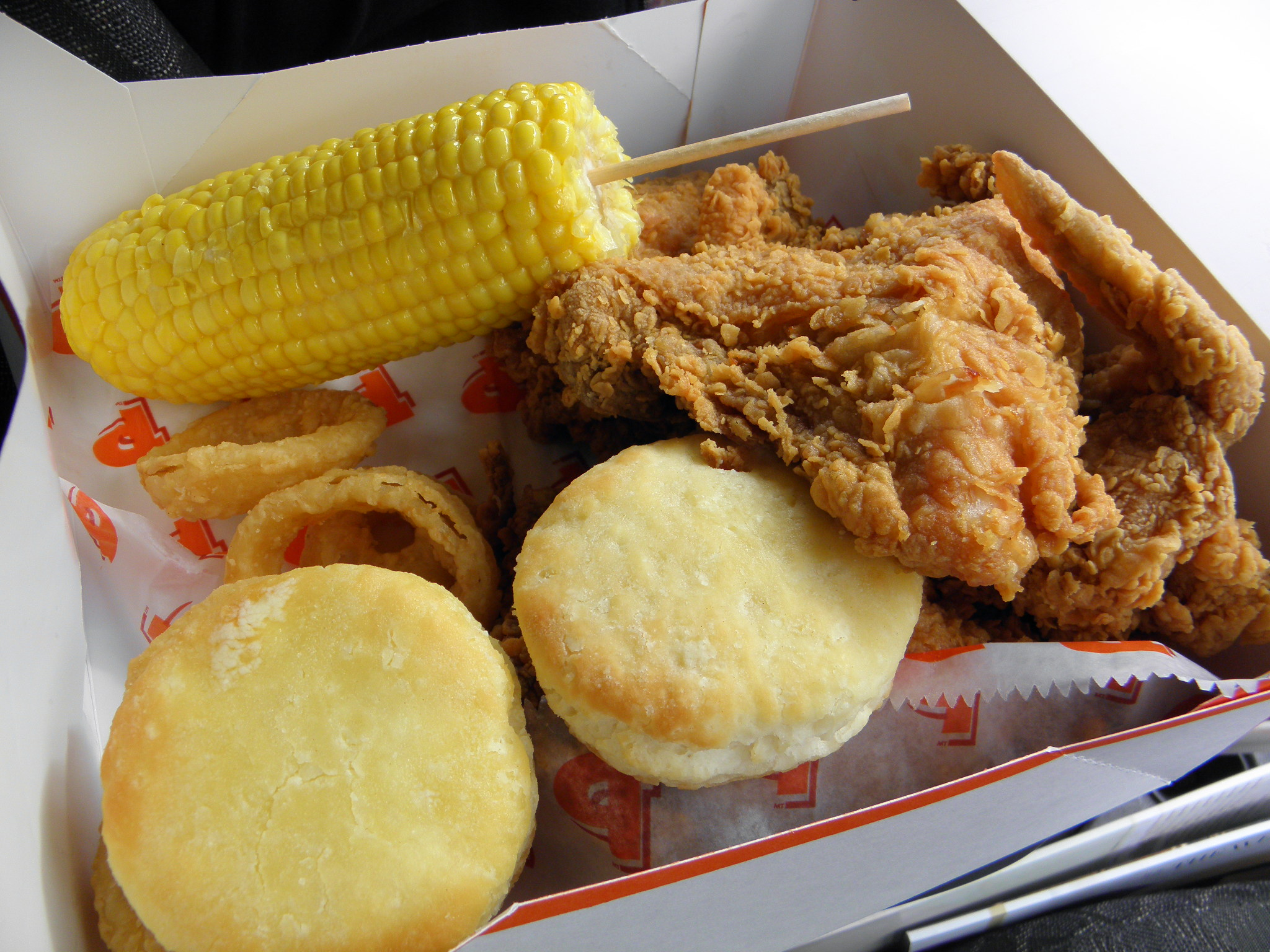 Popeyes Fried Chicken: Popeyes Chicken & Biscuits – Burlington, WA